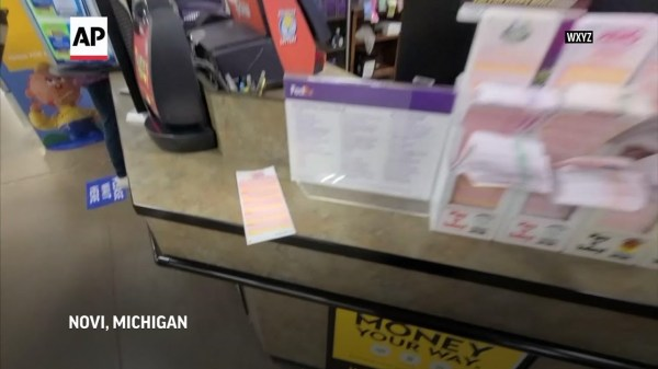 Michigan Mega Millions ticket wins $1B jackpot