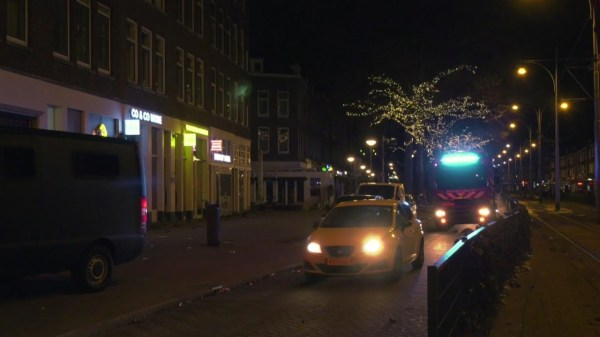 Curfew protesters in Rotterdam clash with police