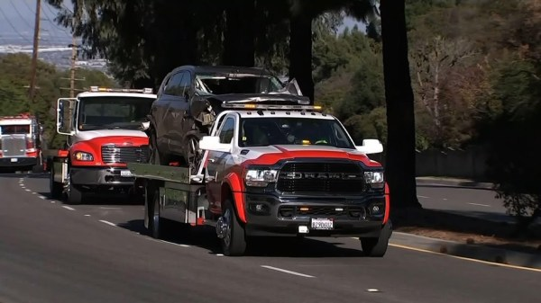 Car data recorder will aid in Woods crash probe