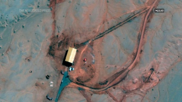 Expert uncovers new Chinese nuclear missle sites