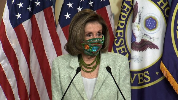 Pelosi praises legislation pushed by House Dems