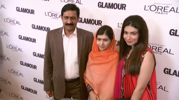 Malala takes her passions to the small screen on Apple TV+