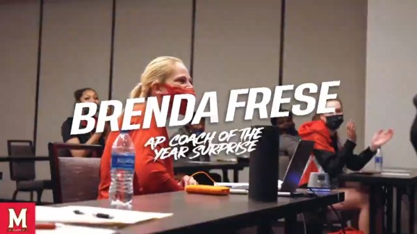 Maryland's Brenda Frese named AP women's basketball coach of the year