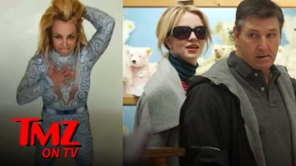 Britney Spears Keeps Dancing as Big Conservatorship Hearing Approaches | TMZ TV