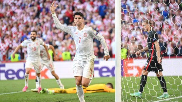 Croatia vs. Spain was Euro 2020's game of the tournament: How social media reacted