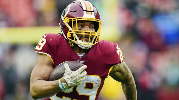 Domestic violence charges dropped against former Washington RB Derrius Guice