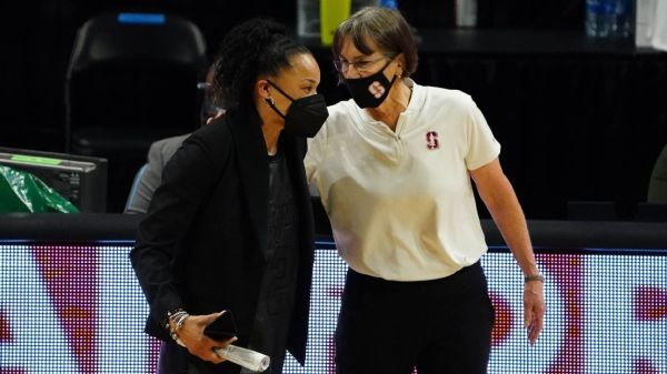 In call, Dawn Staley and Tara VanDerveer ask Congress to help equity fight in NCAA sports
