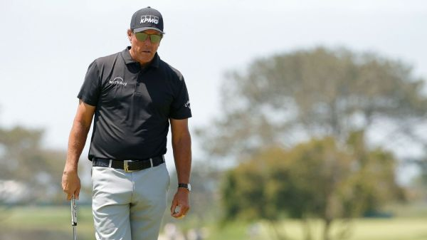 Phil's Mickelson's bad day, Rory McIlroy's good day and what comes next at the U.S. Open