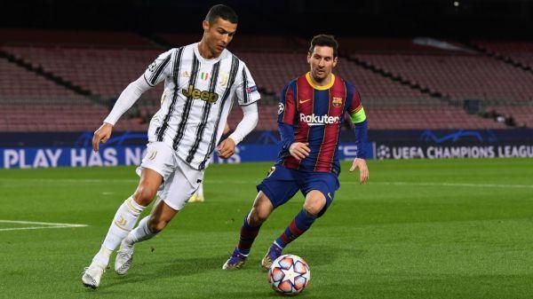 Barcelona have Cristiano Ronaldo headline in locker room to remind players to follow COVID-19 protocols