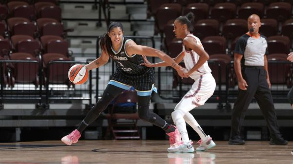 Chicago Sky, Connecticut Sun lead Team WNBA selections; 12-player roster includes 7 first-time All-Stars