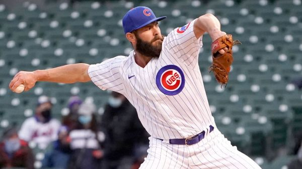Cubs' Jake Arrieta says he's not finished after another short outing as Chicago loses 11th straight