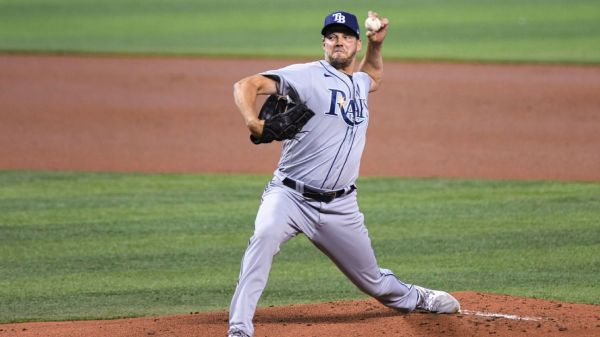 New York Mets finalizing deal for Tampa Bay Rays left-hander Rich Hill, sources say