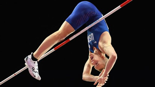 U.S. pole vaulter Sam Kendricks out of Olympics after testing positive for COVID-19