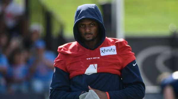 Where is Deshaun Watson at Texans training camp? Here's what we know