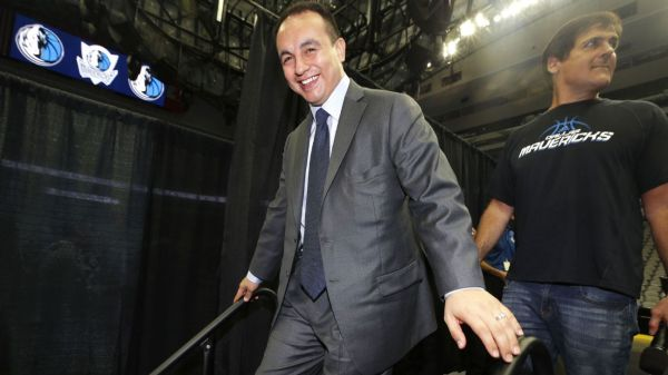 Gersson Rosas out as Minnesota Timberwolves' president of basketball operations