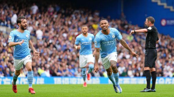 Jesus, Man City beat Lukaku, Chelsea in game of teams struggling to get the best from their strikers