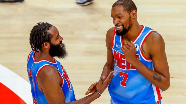Brooklyn Nets favored to win NBA title, but bettors backing the Los Angeles Lakers