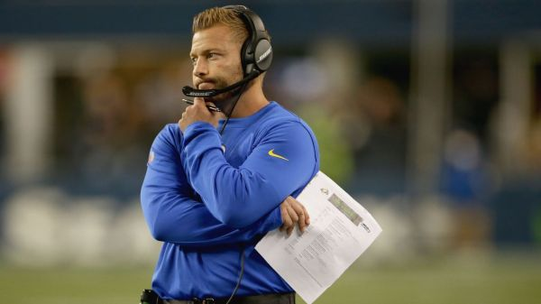 Los Angeles Rams' Sean McVay wishes communication with Jared Goff was better ahead of trade to Detroit Lions