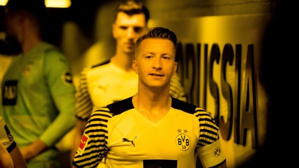 Marco Reus, Borussia Dortmund's elder statesman, is at peace with his place in the game