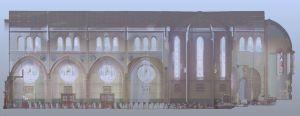 Nicolaaskerk 3dlaserscanning