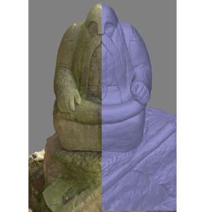 photogrammetry gimli