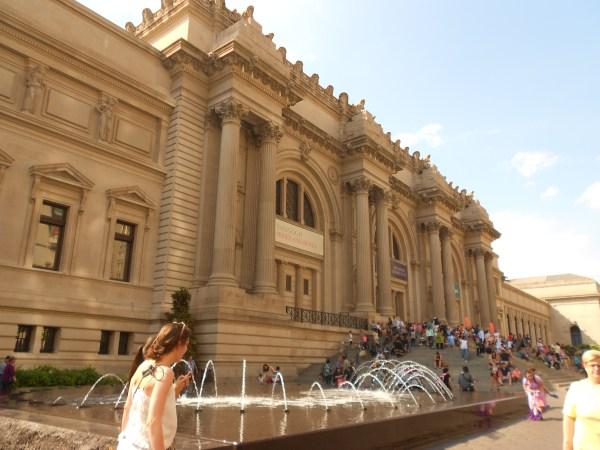 Metropolitan Museum Of Art View Porch