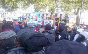 UFFC 14th Demo 2012 - Together as one against injustice