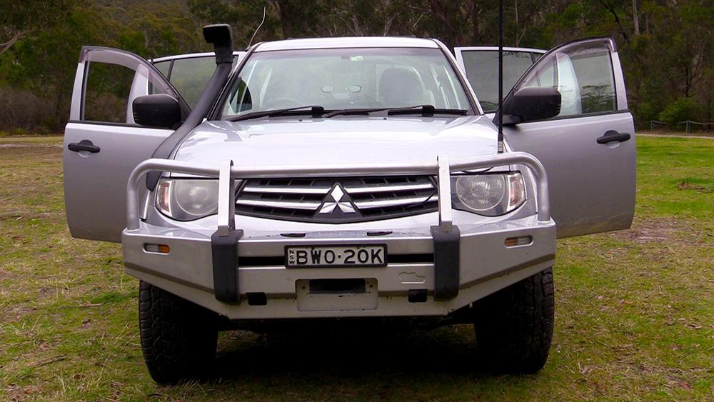The 4×4 Guys » Mitsubishi Triton 2011 Review