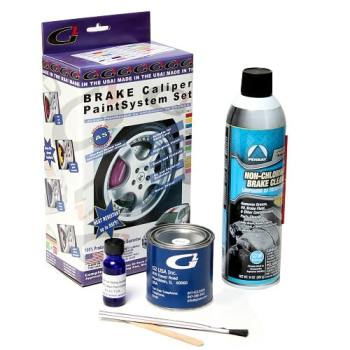 Best Paints For Brake Calipers Aerosols Complete Brush On Kits