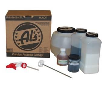 Al's Liner- The Most Versatile Bed Liner Kit