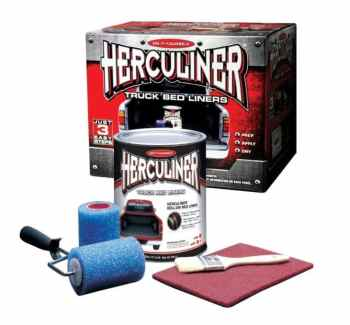 Herculiner- Best Roll-On Bed Liner