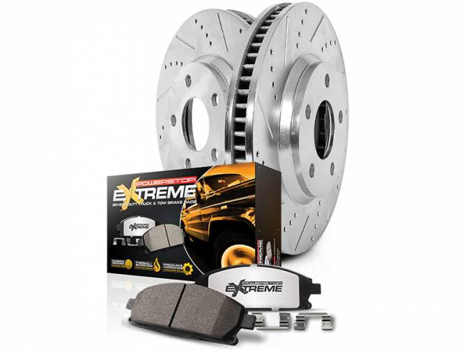 Best Brake Pads And Rotors For Ford F150 4x4