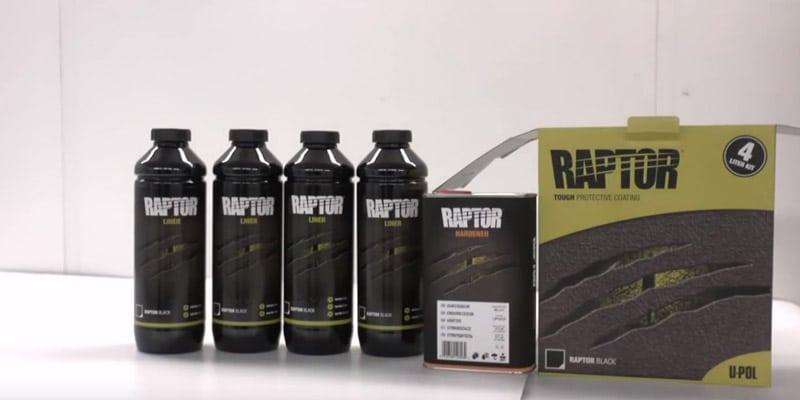 U-Pol raptor review