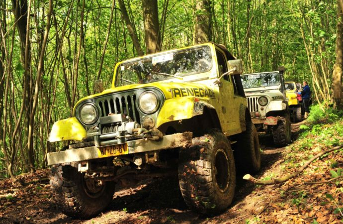 21th European Jeepers Jamboree