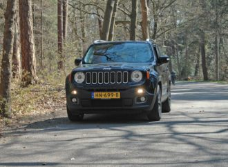 Rij-indruk Jeep Renegade 1.4 MultiAir DDCT Limited