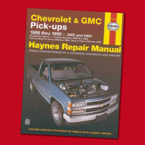 Chevrolet & GMC Pickups