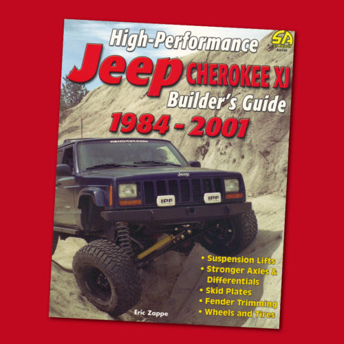 JEEP CHEROKEE XJ Builder's Guide