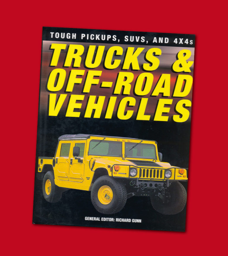 TRUCKS & OFF-ROAD VEHICLES