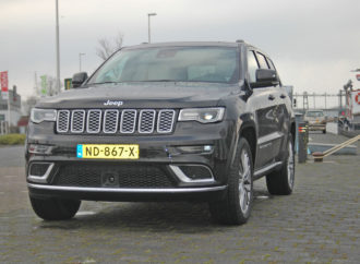 Gereden: Jeep Grand Cherokee 3.0 CRD Summit 4WD
