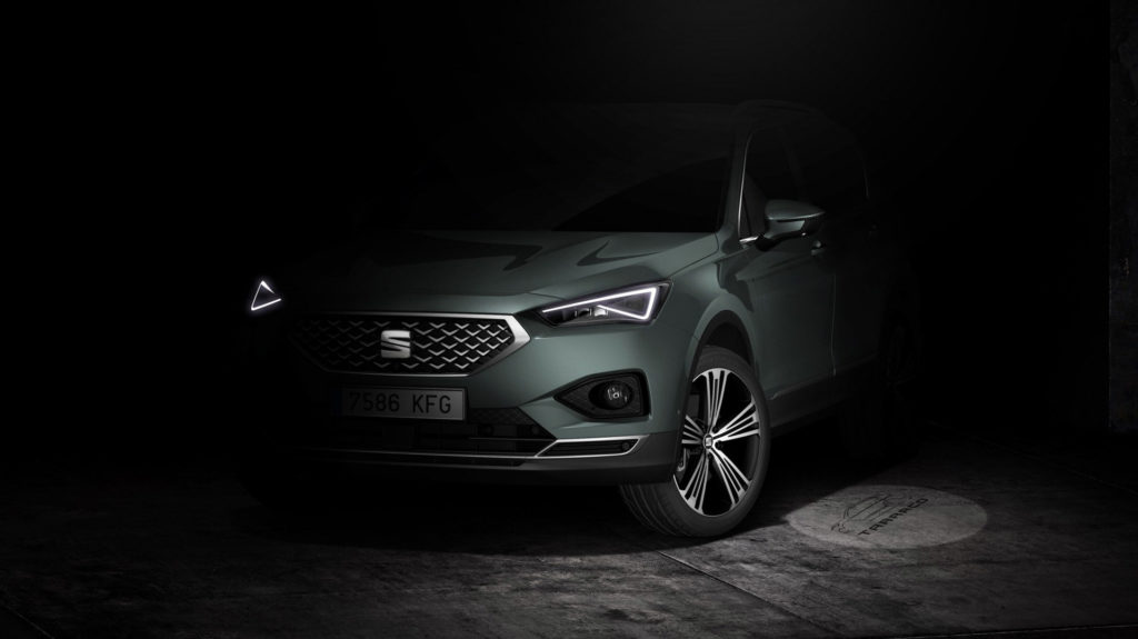 SEAT's grote SUV heet Tarraco