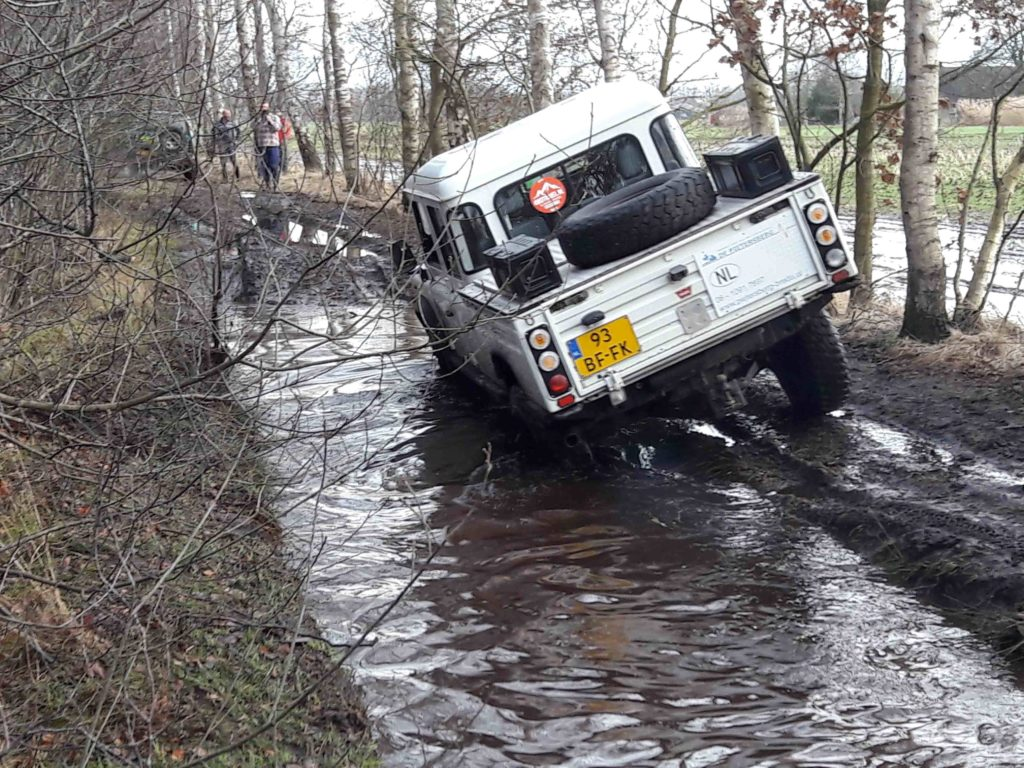 4×4 rit in Drenthe – 29 april