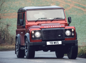 Land Rover lanceert de Defender Works V8