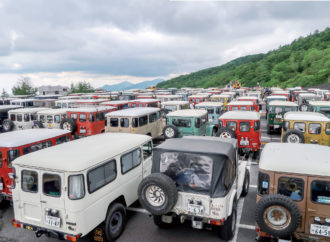 Land Cruiser community Japan