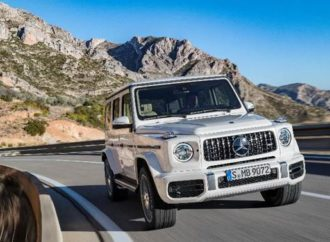 Mercedes-AMG G 63: nieuwe looks, high-performance