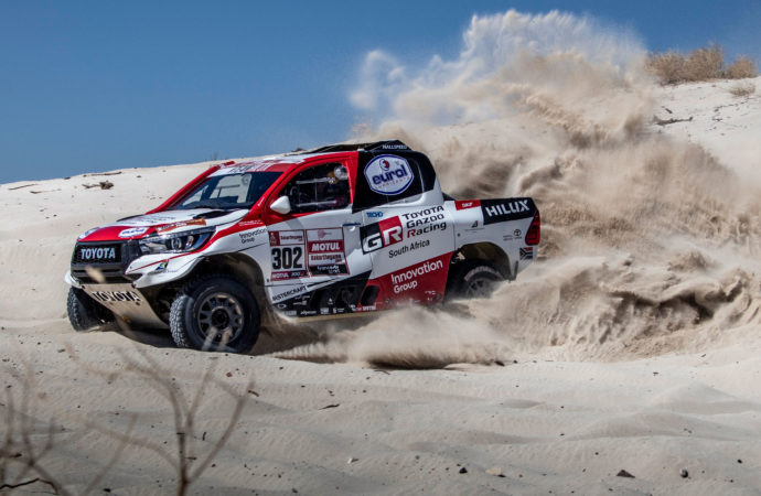 Eurol official sponsor Toyota GAZOO Racing