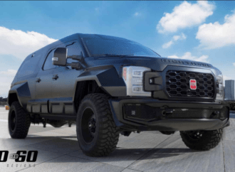 Ford F-350 Nightawk