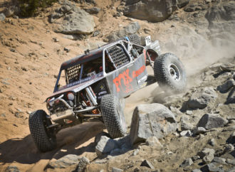 2019 Nitto King of Hammers voor Jason Scherer