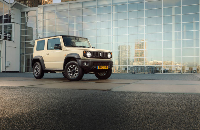 World Urban Car of the Year voor Suzuki Jimny