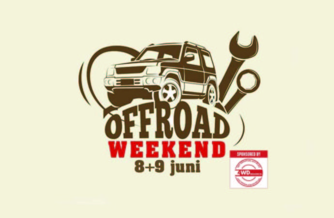 Off-road weekend in Landsard