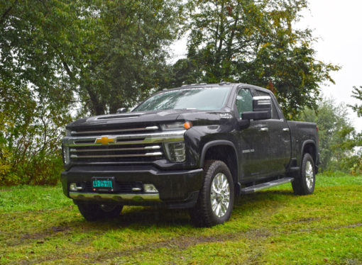 Rijden met… 2020 Chevrolet Silverado HD High Country K2500 6.6 Duramax V8 Diesel